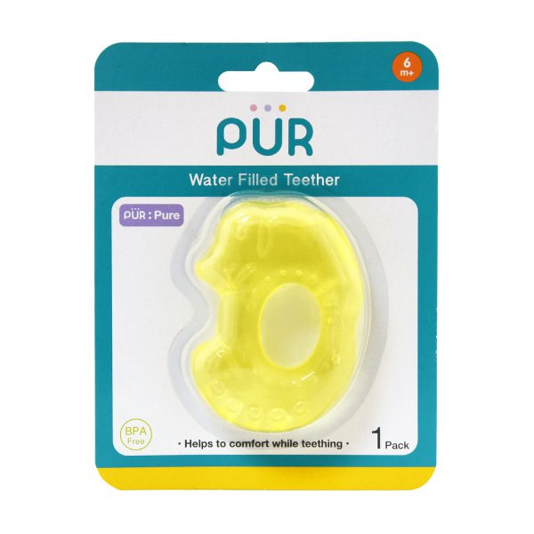 Water Filled Teether - Fish, Bear, Sea horse