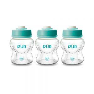 Milk Storage container - 3 pk