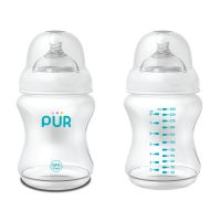 Comfort Feeder Wide Neck Bottle 8 oz./250 ml.