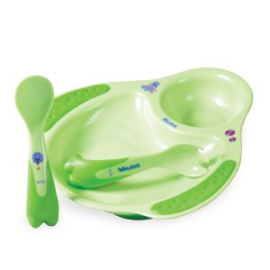 Walrus Meal time set - Plate & Cutlery